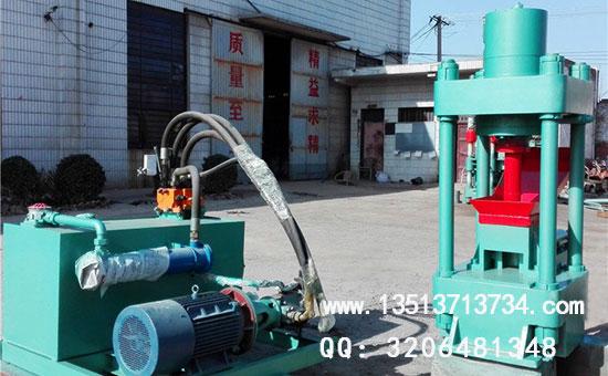 200吨jin属屑压块机