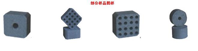 焦煤压块机样品图