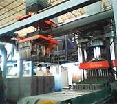 液压煤矸石砖机